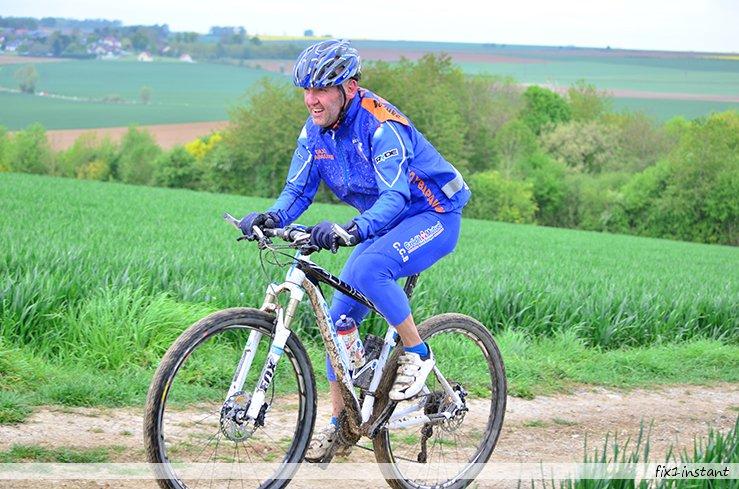 Didier du CC Bapaume